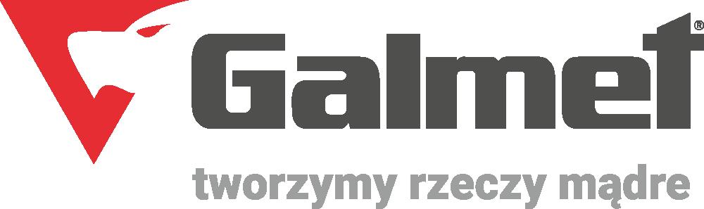Logotyp Galmet PL poziom