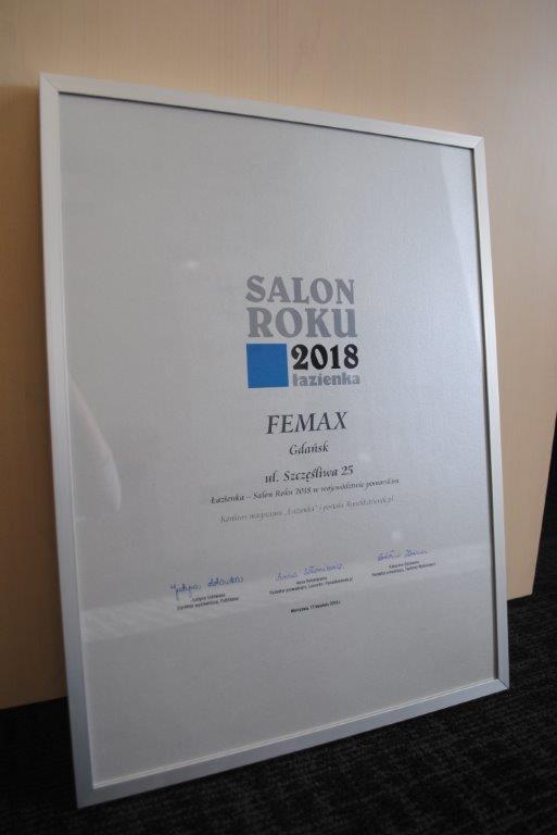 Salon Roku 2018 Femax łazienki Ogrzewanie Instalacje
